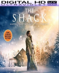 The Shack HD Digital Ultraviolet UV Code (LIMITED SUPPLY)