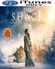 The Shack HD iTunes Code