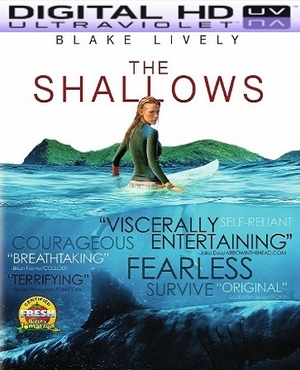 The Shallows HD Digital Ultraviolet UV Code