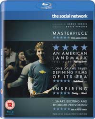 The Social Network Blu-ray Movie