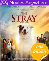 The Stray HD UV or iTunes Code via Movies Anywhere      (PRE-ORDER WILL EMAIL ON OR BEFORE 2-6-18 AT NIGHT)