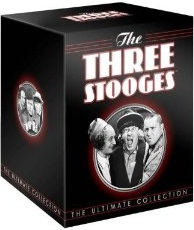 The Three Stooges The Ultimate Collection