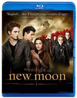 The Twilight Saga New Moon Blu-ray Movie