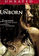 The Unborn Unrated DVD Movie (USED)