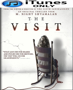 The Visit HD iTunes Digital Copy Code