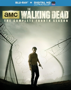 The Walking Dead Season 4 (Blu-ray + UltraViolet)