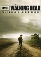 The Walking Dead The Complete Second Season DVD