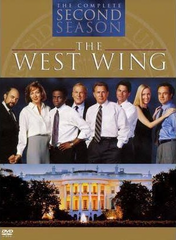 The West Wing The Complete Second Season DVD