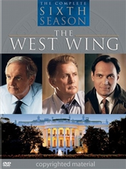The West Wing Season 6 DVD