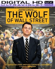 The Wolf Of Wall Street HD Digital Ultraviolet UV Code
