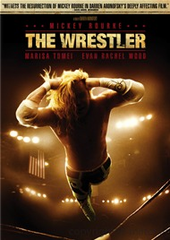 The Wrestler DVD Movie (USED)
