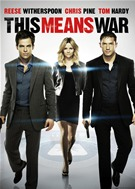 This Means War DVD Movie (USED)