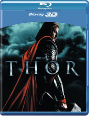 Thor 3D Blu-ray (USED)