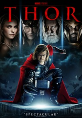 Thor DVD Movie