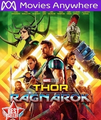 Thor: Ragnarok HD UV or iTunes Code