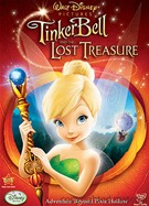 Tinkerbell And The Lost Treasure DVD Movie