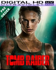 Tomb Raider HD UV Ultraviolet Code     (PRE-ORDER WILL EMAIL ON OR BEFORE 6-12-18 AT NIGHT)