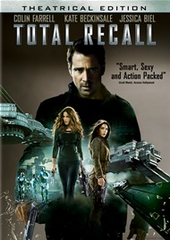 Total Recall (DVD + UltraViolet)