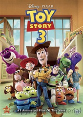 Toy Story 3 DVD Movie