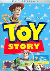 Toy Story DVD Movie