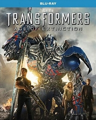 Transformers Age of Extinction  (Blu-ray ONLY USED)