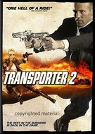 Transporter 2 DVD Movie