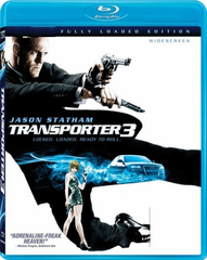 Transporter 3 Blu-ray Movie