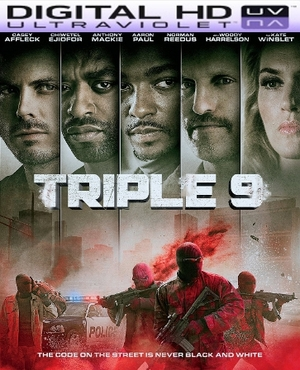 Triple 9 HD Digital Ultraviolet UV Code