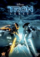 Tron Legacy DVD Movie (USED)