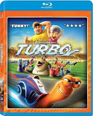 Turbo Blu-ray (USED)