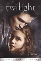 Twilight DVD Movie