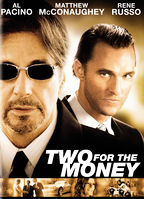 Two For The Money DVD Movie
