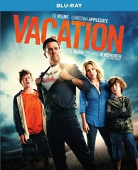 Vacation Blu-ray Single Disc