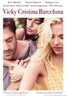 Vicky Cristina Barcelona DVD Movie