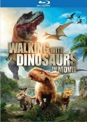 Walking With Dinosaurs Blu-ray (USED)