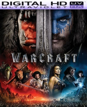 Warcraft HD Digital Ultraviolet UV Code