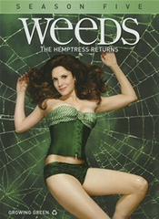 Weeds Season Five DVD