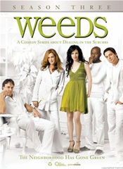 Weeds Season Three DVD