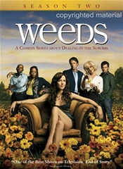 Weeds Season Two DVD