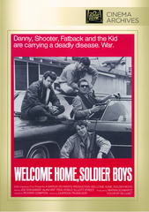 Welcome Home Soldier Boys DVD Movie