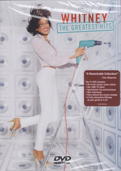 Whitney Houston Greatest Hits DVD