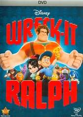 Wreck It Ralph DVD Movie