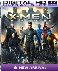 X-Men Days of Future Past HD Digital UV Code or iTunes