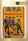 Young Guns of Texas DVD Movie (1962)