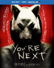You're Next (Blu-ray + DVD + UltraViolet)