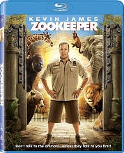 Zookeeper Blu-ray Movie (USED)