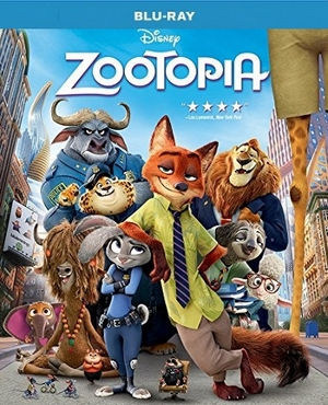 Zootopia Blu-ray (USED)
