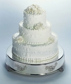 14 Inch Round Wedding Cake Tableau Stand