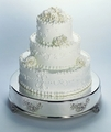 14 Inch Round Wedding Cake Tableau Stand CT 5575