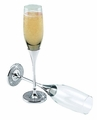 Glitter Galore Toasting Flutes